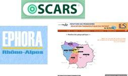 OSCARS, CART'EP, EPHORA, des sites de partage d'informations sur les programmes d'ETP autorisés en régions