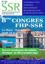 Congrès FHP SSR, maladies chroniques